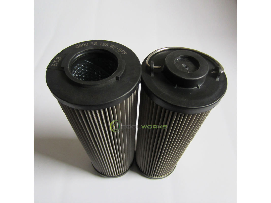 Hydraulic Filter HYDAC 0500RS125W-SFF